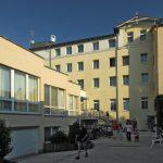 Familienferienstätte St. Ursula Innenhof